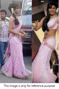 Priyanka Chopra Lehenga set