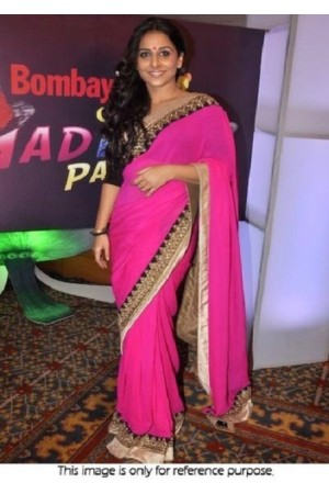 Vidya Balan saree at Bombay Times 17th anniversary bash at JW Marriott Juhu