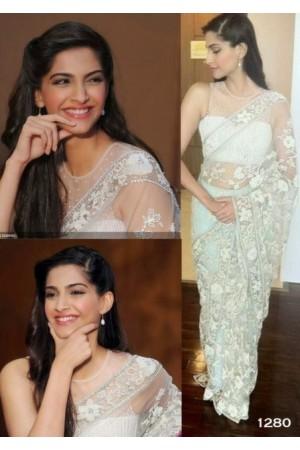 Sonam Kapoor Raanjhana Saree