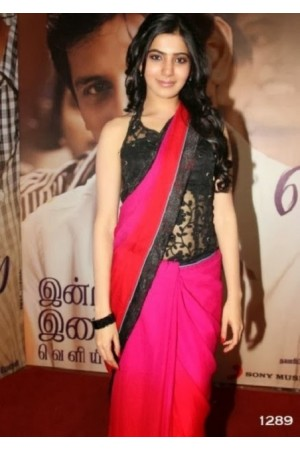 Kollywood - Samantha at Neethane yen ponvasantham saree