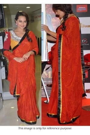 Sonakshi sinha Rajkumar promo saree