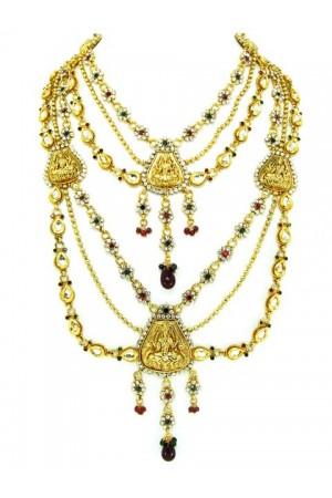 Temple Bridal Jewellery Sets 58358