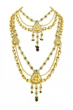 Temple Bridal Jewellery Sets 60233
