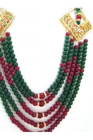 Rajwadi Jewellery Set 68976