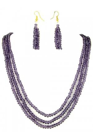 Rajwadi Jewellery Set 68887