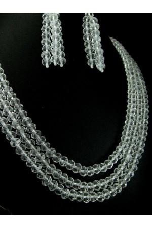 Rajwadi Jewellery Set 68913