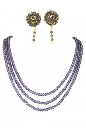 Rajwadi Jewellery Set 68955
