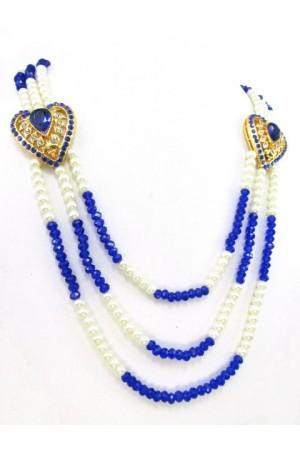 Exclusive Costume Rajwadi Jewellery Set 71606