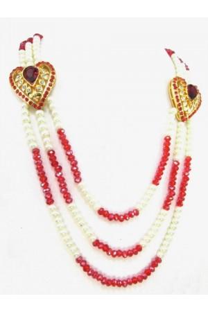 Exclusive Costume Rajwadi Jewellery Set 71608