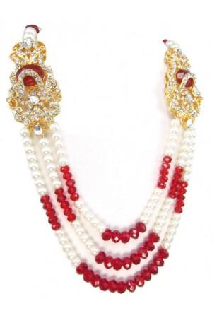 Exclusive Costume Rajwadi Jewellery Set 71611