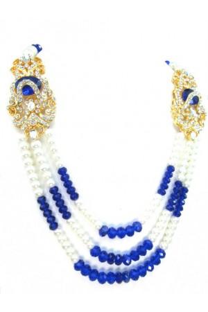 Exclusive Costume Rajwadi Jewellery Set 71614