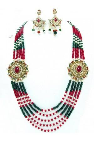 Costume Rajwadi Jewellery Set 56352