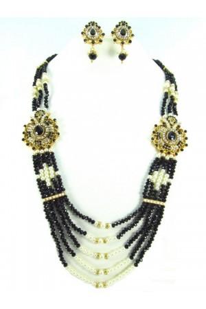 Costume Rajwadi Jewellery Set 56379