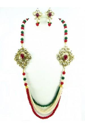 Costume Rajwadi Jewellery Set 56371