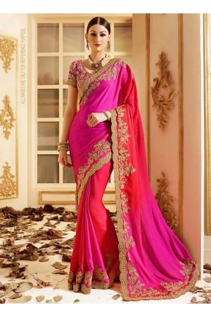 patch-border-work-party-wear-saree-pink-chilli-nazneen-1
