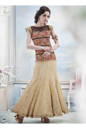 Gown style Wedding Wear Designer Anarkali salwar kameez