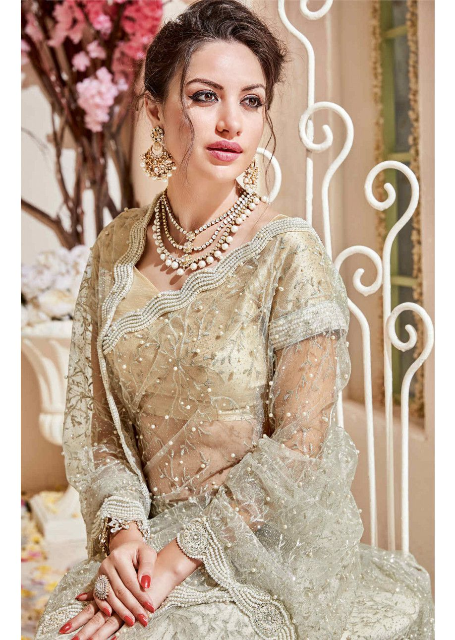 Embroidered Party Wear