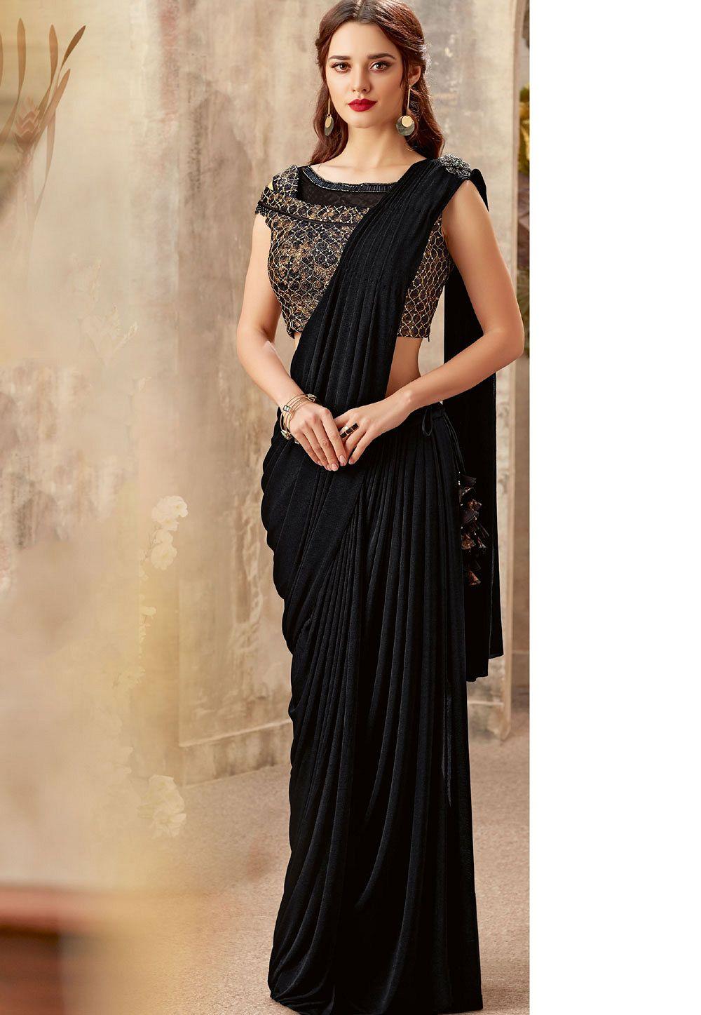 party sari dress