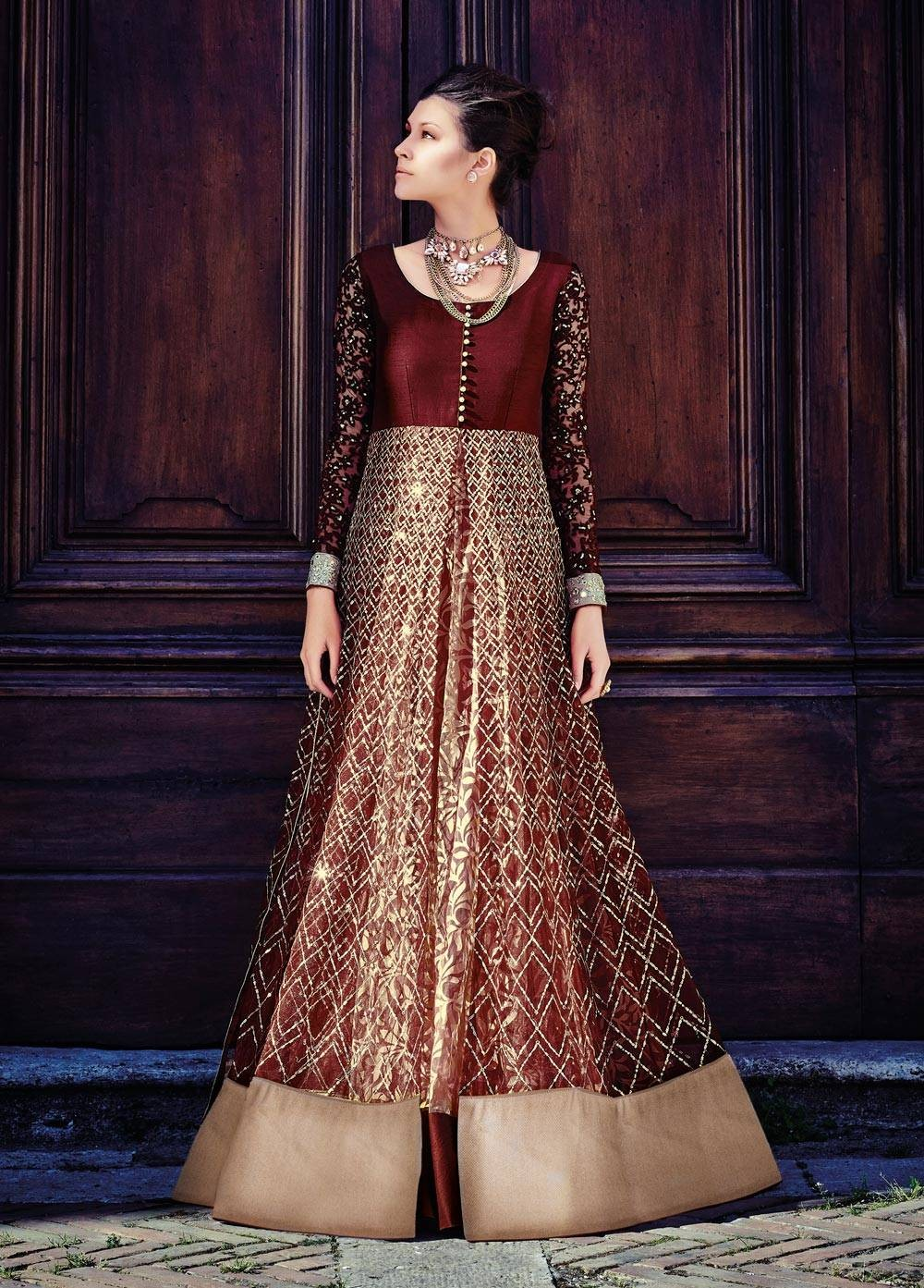 Online shopping store in uk usa and canada for designer for Indian wedding dresses usa