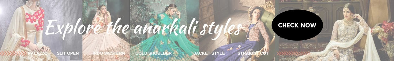 Anarkali Suits by Styles