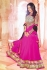 Celina Jaitley Pink floor length wedding outfit