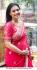 Bollywood Kajol Inspired Pink Georgette saree