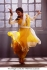 Deepika Padukone Yellow Anarkali