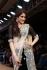Sagarika Ghatge Black and white saree