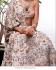 Bollywood Payal Singhal inspired white wedding lehenga