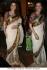 Rageshwari white designer saree