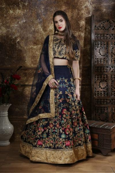 Indian bridal lehenga choli 1103