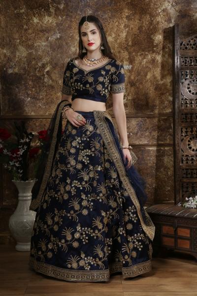 Indian bridal lehenga choli 1105