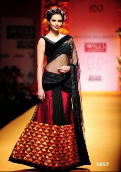 Isha Gupta Saree