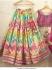 Bollywood model Rani pink digital print lehenga