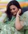 Bollywood Janhvi kapoor inspired Green Kurti set