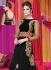 Black Wedding Wear Designer Anarkali salwar kameez