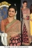 Deepika half and half net bollywood designer saree