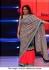 Madhuri Dhixit polka dot saree