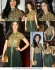 Divya Khosla Black Bollywood Anarakali