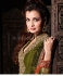 Dia mirza Green Party wear anarkali