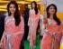 Aishwarya rai peach colour bollywood saree