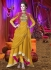 Orange  and pink Wedding Wear Designer Anarkali salwar kameez