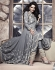 Hit Colour Plus Grey Floor Length Anarkali Suit