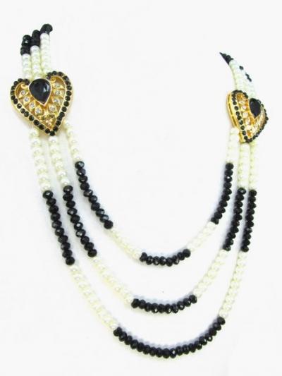 Exclusive Costume Rajwadi Jewellery Set 71607