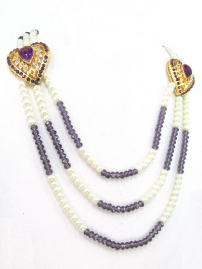 Exclusive Costume Rajwadi Jewellery Set 71610