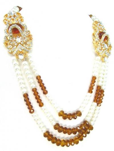 Exclusive Costume Rajwadi Jewellery Set 71613