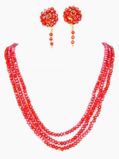Rajwadi Jewellery Set 68963