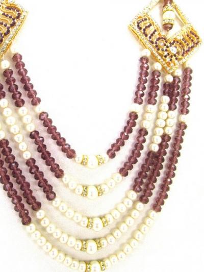 Rajwadi Jewellery Set 68977
