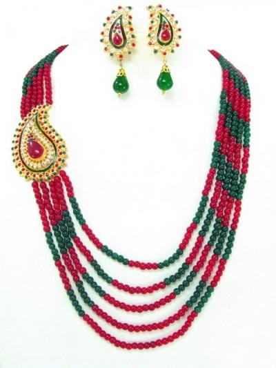 Rajwadi Jewellery Set 64356