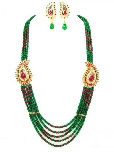 Rajwadi Jewellery Set 64283